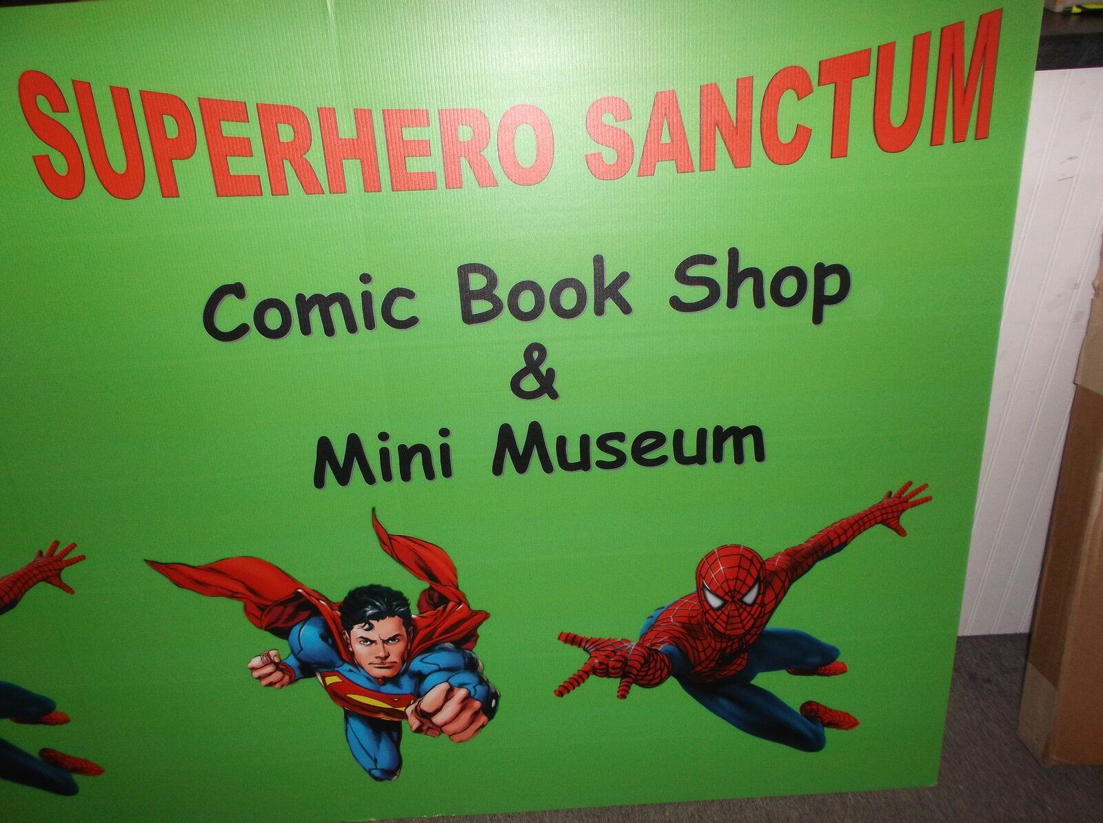 SUPERHERO-SANCTUM