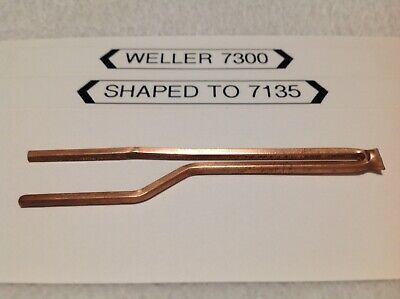Weller 7300 Shaped For 7135 Tip