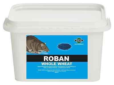 5kg Rattengift Mäusegift Difenacoum Giftweizen Weizenköder