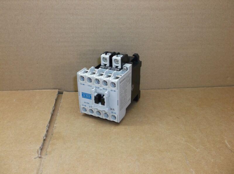 S-N12-AC120V Mitsubishi NEW Magnetic Contactor SN12AC120V S-N12-AC120 S-N12