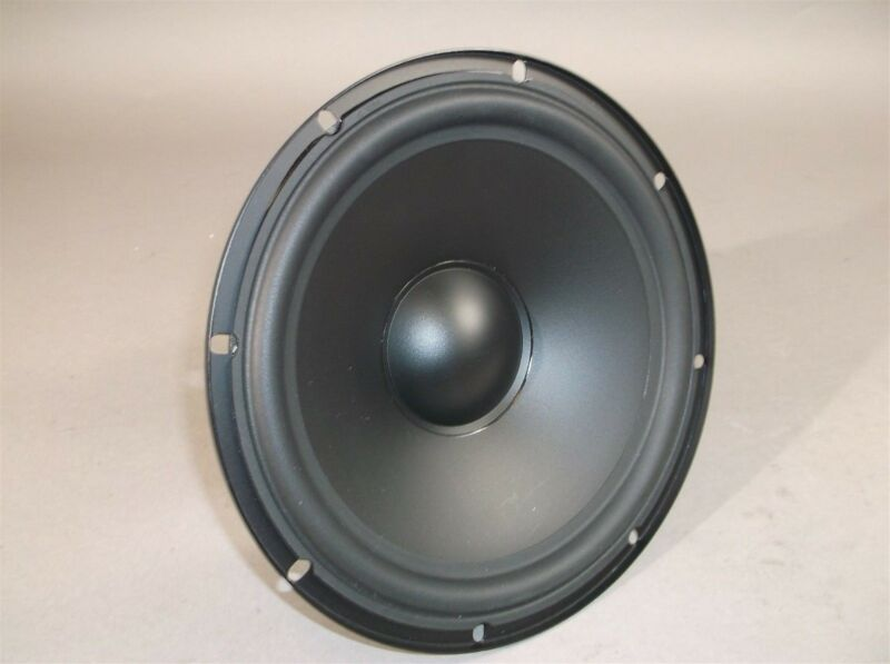 ACI 8 inch 8Ω Woofer 125 Watts Poly Cone Rubber Surround Event 1100 Nice Woofer