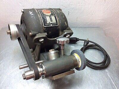 Atlas Tool Post Grinder Fits Metal Lathe Craftsman 14 Hp 110v 10-453