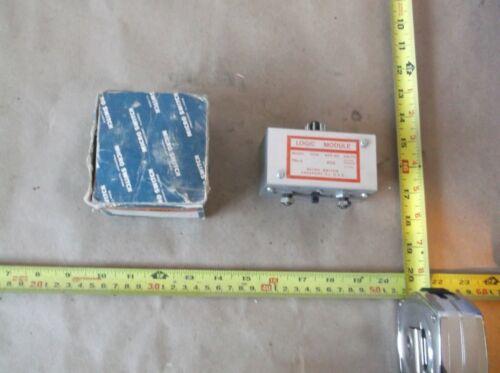 Honeywell Micro Switch FE-TR4-2 Logic Module