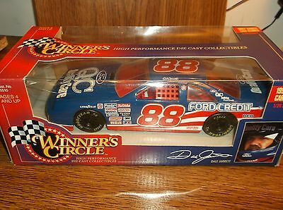 1 24 Scale Ford Quality Care Ford Credit 1997 Nascar Dale Jarrett Thunderbird