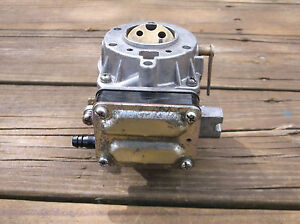 Briggs And Stratton Opposed Twin Cylinder Carburetor Re