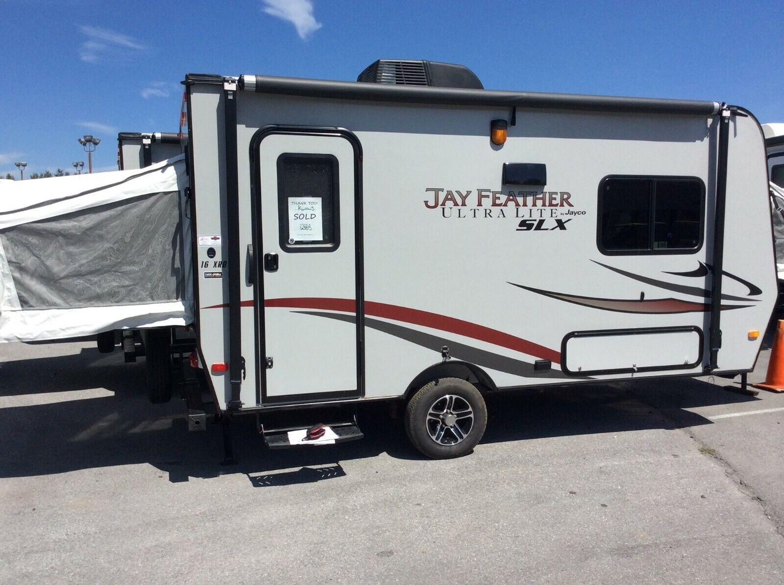 2014 Jayco, Jay Feather Ultra Lite Slx Series M-16 Xrv