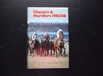 """TIMEFORM """"CHASERS & HURDLERS"""" 1985/86"""