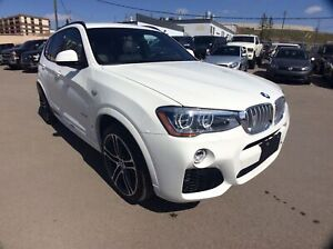 2015 BMW X3 xDrive35i M SPORT/FULL LOAD/TECH/TWINTURBO/LOW KM!