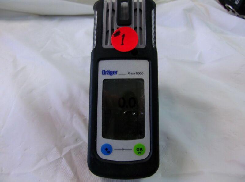 Draeger X-AM 5000 Offer #1 Liquidation of my odor mitigation business