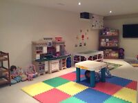 New home daycare