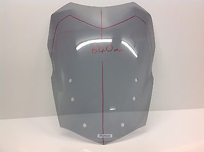 Bmw K1600 Gt Touring Screen 640Mm Tall . New Made In Uk 5Mm Thick