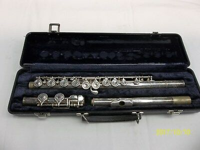 Artley Flute Model 18-0 with case