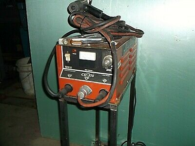 Nice International Pro Weld Cd 375 Stud Welder