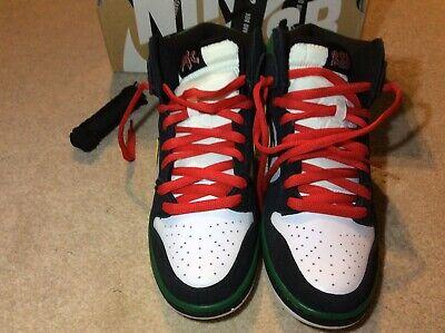 Nike SB Dunk High 'McRads' UK8 Used With Box