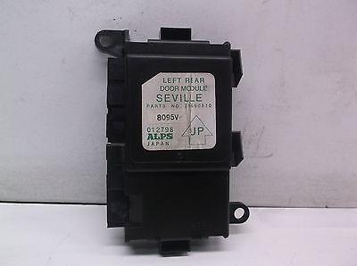 NS51204 1998 CADILLAC SEVILLE REAR DRIVER LEFT SIDE DOOR MODULE (25690810) OEM