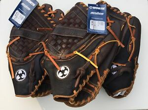 "Worth Mayhem 14"" Slowpitch Softball Gloves"