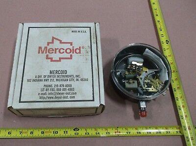 Mercoid Pressure Switch Da-21-2-105