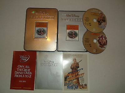 Walt Disney Treasures: Davy Crockett - The Complete Televised Series (DVD, 2001)
