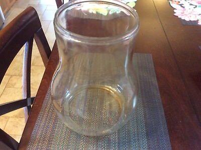 Antique Dietz Pioneer Street Lantern Glass Globe