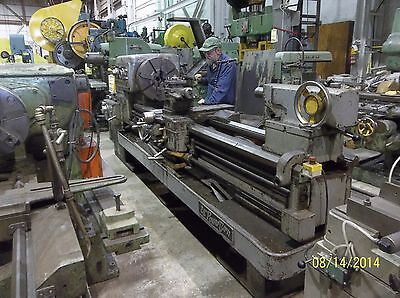Lathe Lodge Shipley 26 Swing 80 Between Ctrs Well Built Usa Great Deal