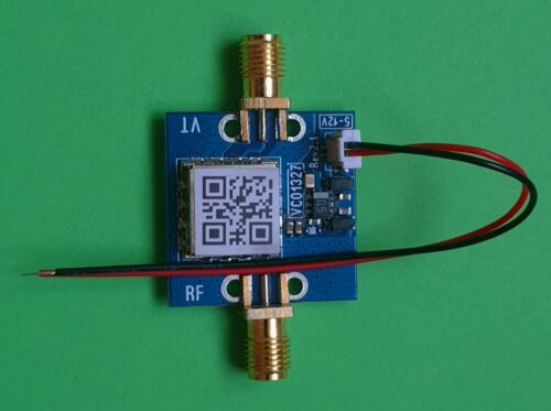 Wide band VCO 1200-2700Mhz (1.2-2.7GHz)