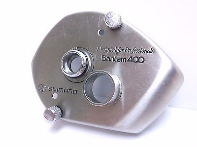 SHIMANO BAITCASTING REEL PART BNT0095 Bantam 400 Set Plate #A