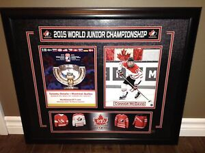 Connor McDavid 2015 World Junior Championship
