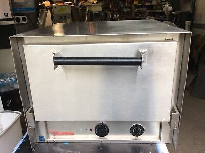 Vulcan Countertop Pizza Bake Oven 115v 2 Shelves A Working Cond.