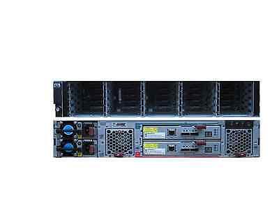HP StorageWorks D2700 storage Enclosure AJ941A 25x sff 2x SAS 6gbs  Rails gebraucht kaufen  Versand nach Germany