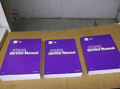 2005 Chevrolet SSR Truck~Factory Service~Shop~Repair Manual~New~S/T~ST Truck~05~