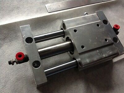 Bimba Rodless Cylinder Used No Part Number