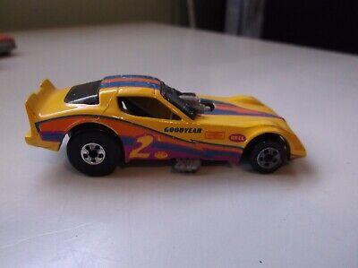 Hot Wheels Yellow Firebird Funny Car #2 Goodyear