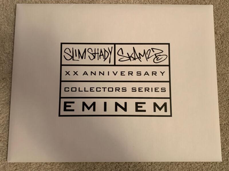 Eminem Slim Shady XX Anniversary Collectors Series Skam2 LP Portfolio Limited Ed