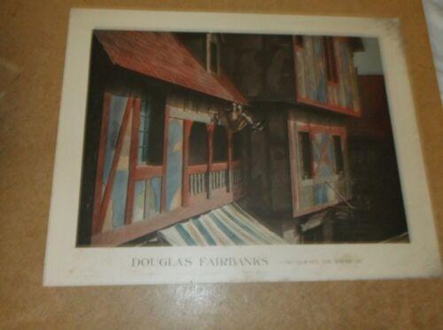 "HIS MAJESTY THE AMERICAN(1919)DOUGLAS FAIRBANKS ORIGINAL 11""BY14"" LOBBY CARD"