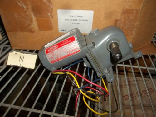 DAYTON RIGHT ANGLE GEAR MOTOR 2Z800B 1/15 HP 115V AC/DC