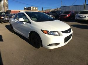 2012 Honda Civic Coupe EX-L LEATHER SUNROOF REMOTE START