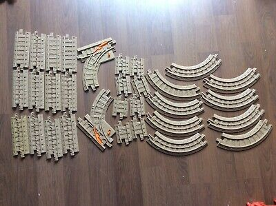 30+ Fisher Price GEO Trax Train Track