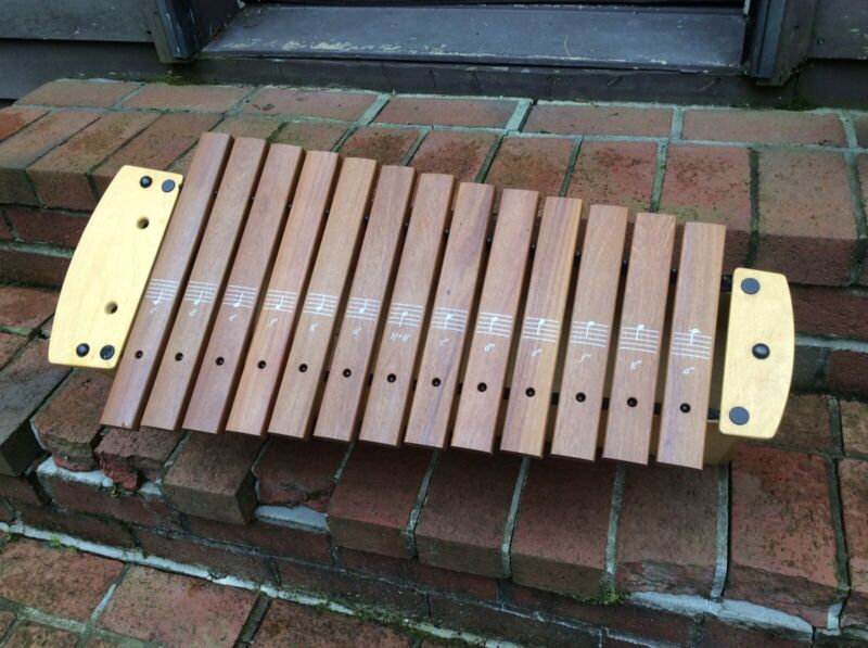 Primary Sonor AXP-1 Wood 13 Bar Xylophone - Made In Germany - Very Nice