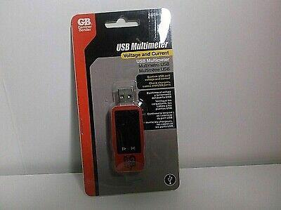 Gardner Bender Usb Multimeter Model Gusb-3450 Factory Sealed