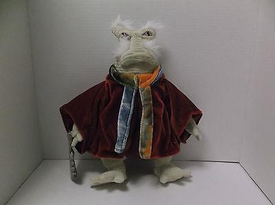 "13"" Rygel The XVI Plush Stuffed Animal Toy Farscape W Tag Rare #61000 Toy Vault"