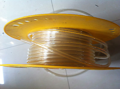 Tube Pu Pneumatic Hose 2.5mm X 4mm For Pneumatics 25meter Transparent Color