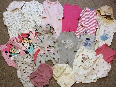 Baby Girls clothes 3-6 months bundle