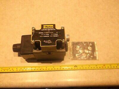 Parker D3w30bnyk456 Hydraulic Control Valve