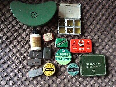 Vintage Fishing Display Items