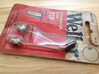 Weller 6120 Soldering Gun Tip