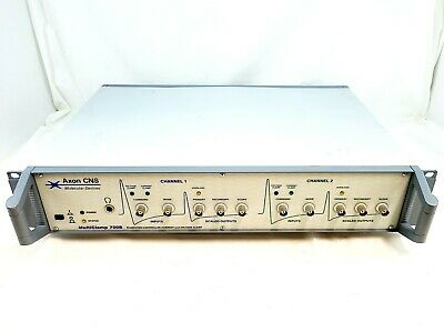 Axon Instruments Multiclamp 700b Computer Controlled Current And Voltage Clamp