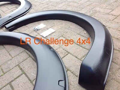 Mitsubishi L200 Wide Wheel Arches Fender Flares 2015 - 2018 Look Great Extension