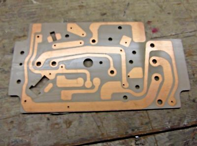 MCI COACH PRINTED CIRCUIT BOARD 4