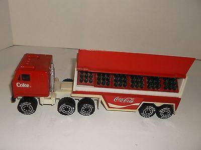 Vintage Coca Cola Remco Truck 1987
