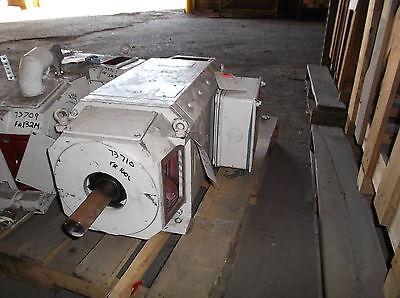60 Hp Dc Bull Electric Motor 1750 Rpm 160l 2512at Frame Dpfv 500 V
